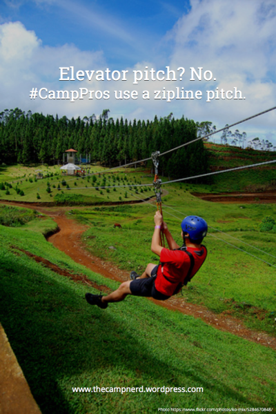 Zipline Pitch