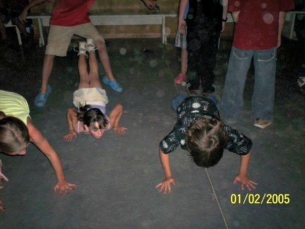 worm dance