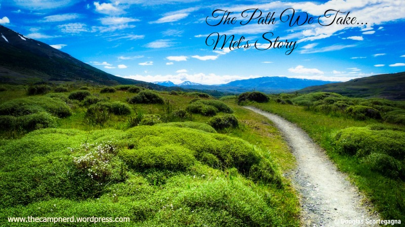 The path we take Mel's story