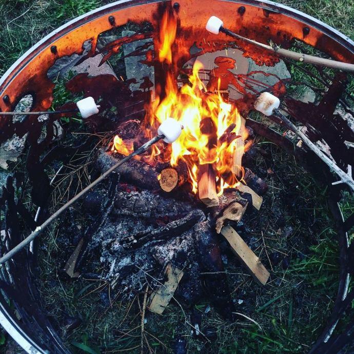CT campfire